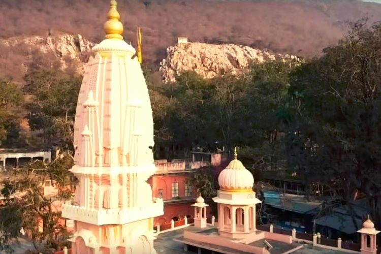 Bhartrihari Temple with One Day Delhi to Alwar Tour by Cab