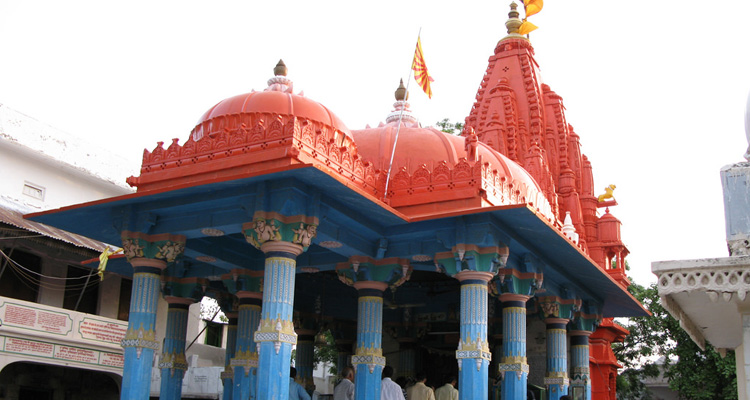 1 Day Ajmer and Pushkar Local Sightseeing Tour Brahma Temple
