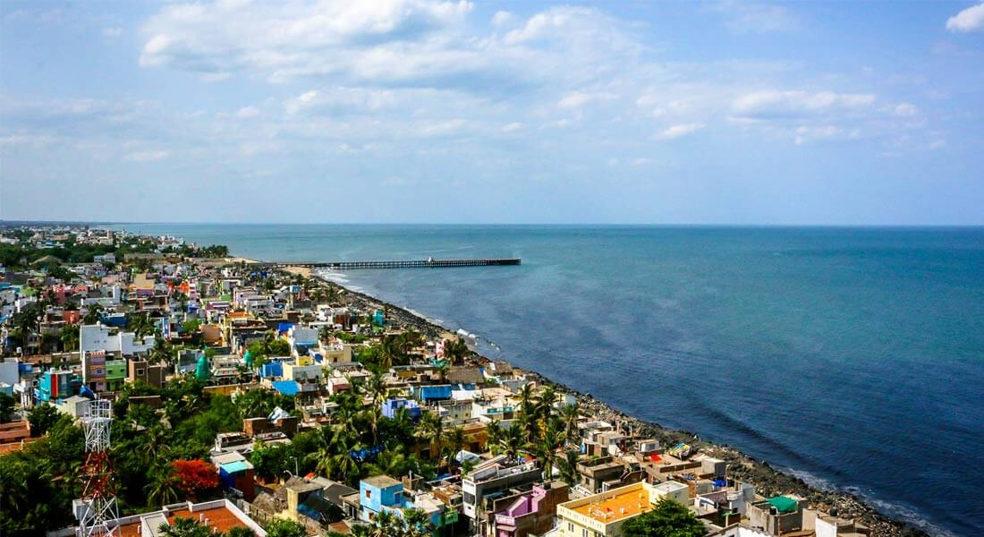 1 Day Chennai to Mahabalipuram & Pondicherry Trip by Car