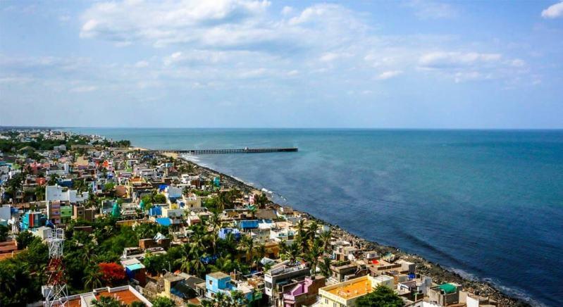 1 Day Chennai to Mahabalipuram & Pondicherry Trip by Car