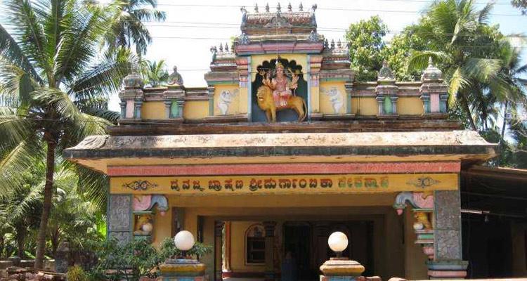1 Day Chennai to Sri Kalahasti Tour by Cab Durgambika