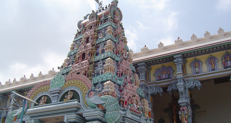 1 Day Chennai to Vellore Golden Temple Tour by Cab Ratnagiri Murugan Temple