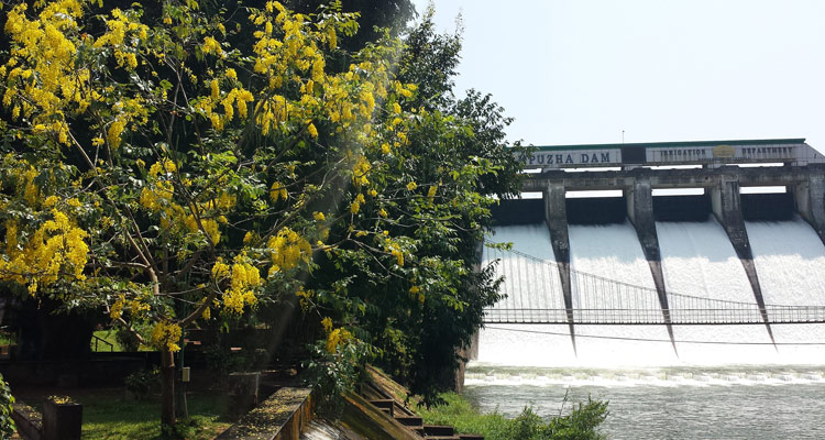 1 Day Coimbatore to Malampuzha and Athirappilly Waterfalls Tour by Cab Malampuzha Dam