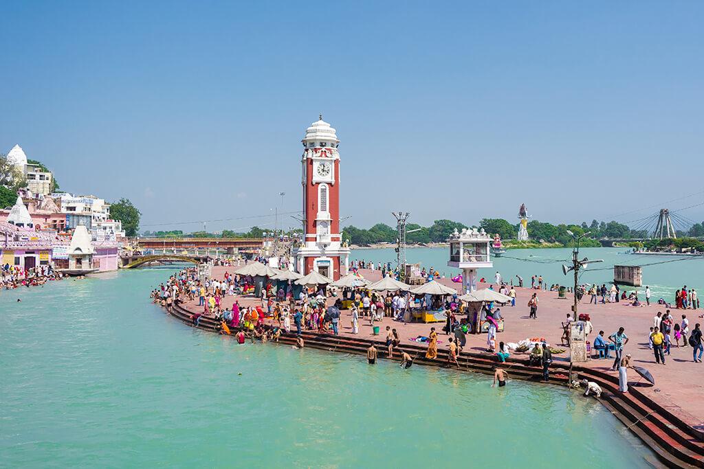 1 Day Delhi to Haridwar Trip by Car