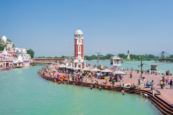 1 Day Delhi to Haridwar Trip by Car