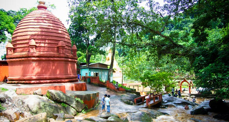 1 Day Guwahati Local Sightseeing Tour by Cab Sukreswar Temple & Basistha Temple