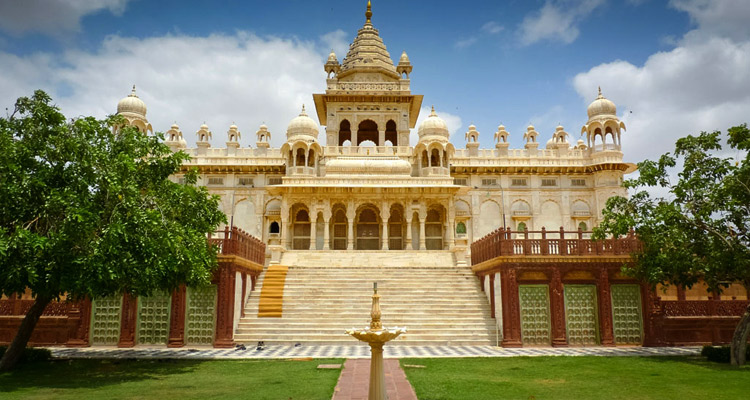 1 Day Jodhpur Local Sightseeing Tour by Car Jaswant Thada, Jodhpur