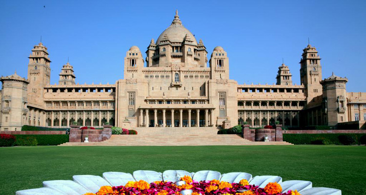 1 Day Jodhpur Local Sightseeing Tour by Car Umaid Bhawan Palace, Jodhpur