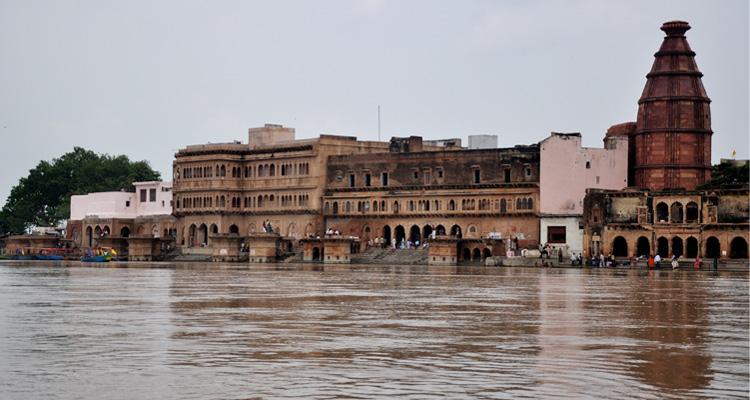 1 Day Mathura and Vrindavan Local Sightseeing Tour Vishram Ghat