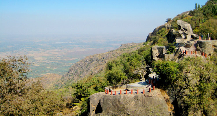 1 Day Mount Abu Local Sightseeing Tour by Cab Honeymoon Point