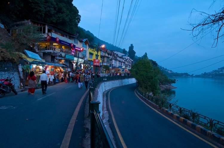 One Day Nainital Local Sightseeing Tour with Mall Road