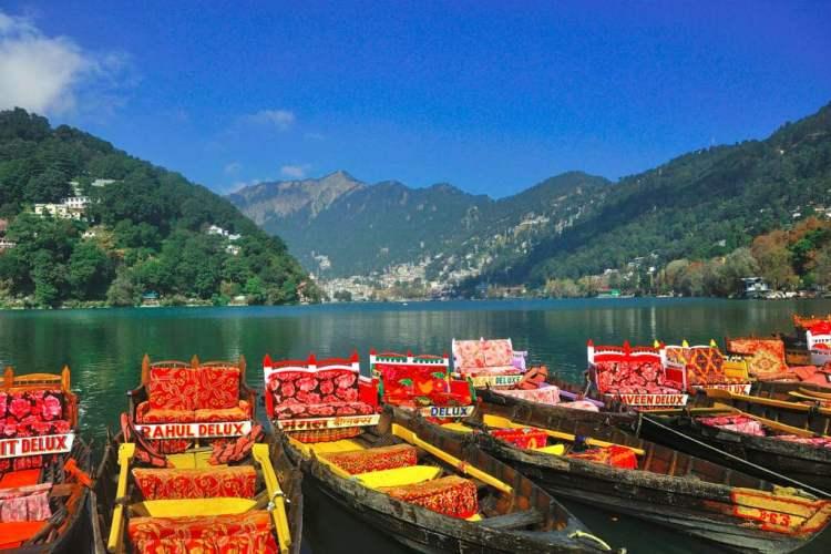 One Day Nainital Local Sightseeing Tour with Naini Lake