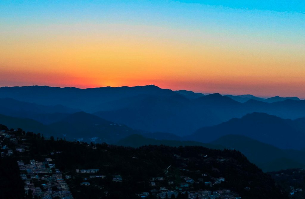 One Day Nainital Local Sightseeing Tour with Tiffin Top / Dorothy Seat