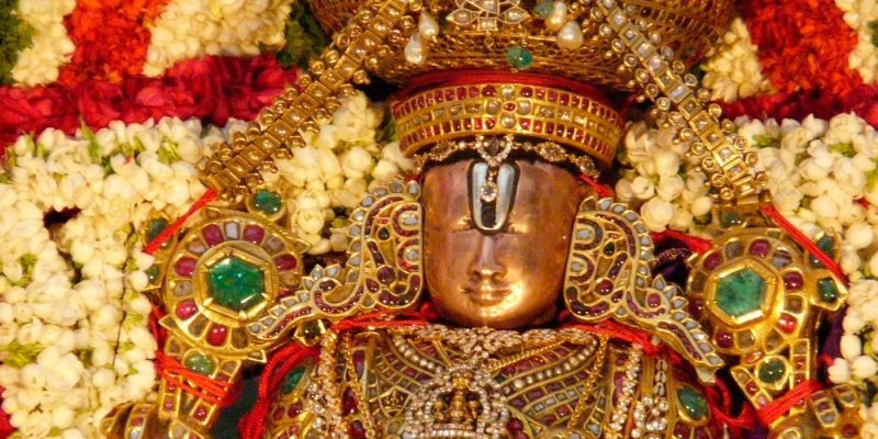 1 Day Tirumala Tirupati Balaji Sightseeing Trip by Car