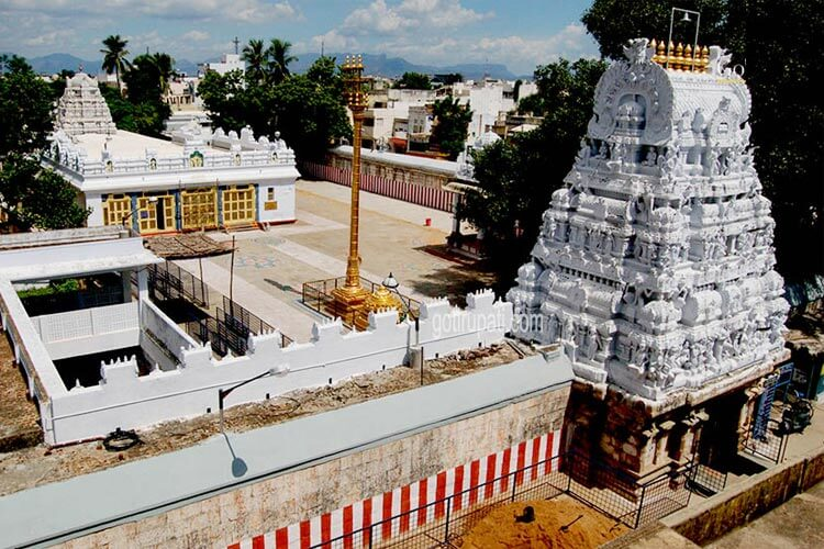 1 Day Tirupati Local Temple Trip with Sri Kodandarama Swamy Temple