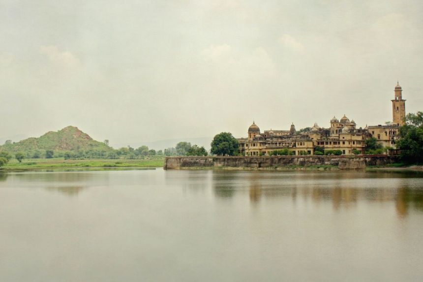 Visit Vijay Mandir Palace with Delhi to Alwar One Day Trip in a Private Taxi