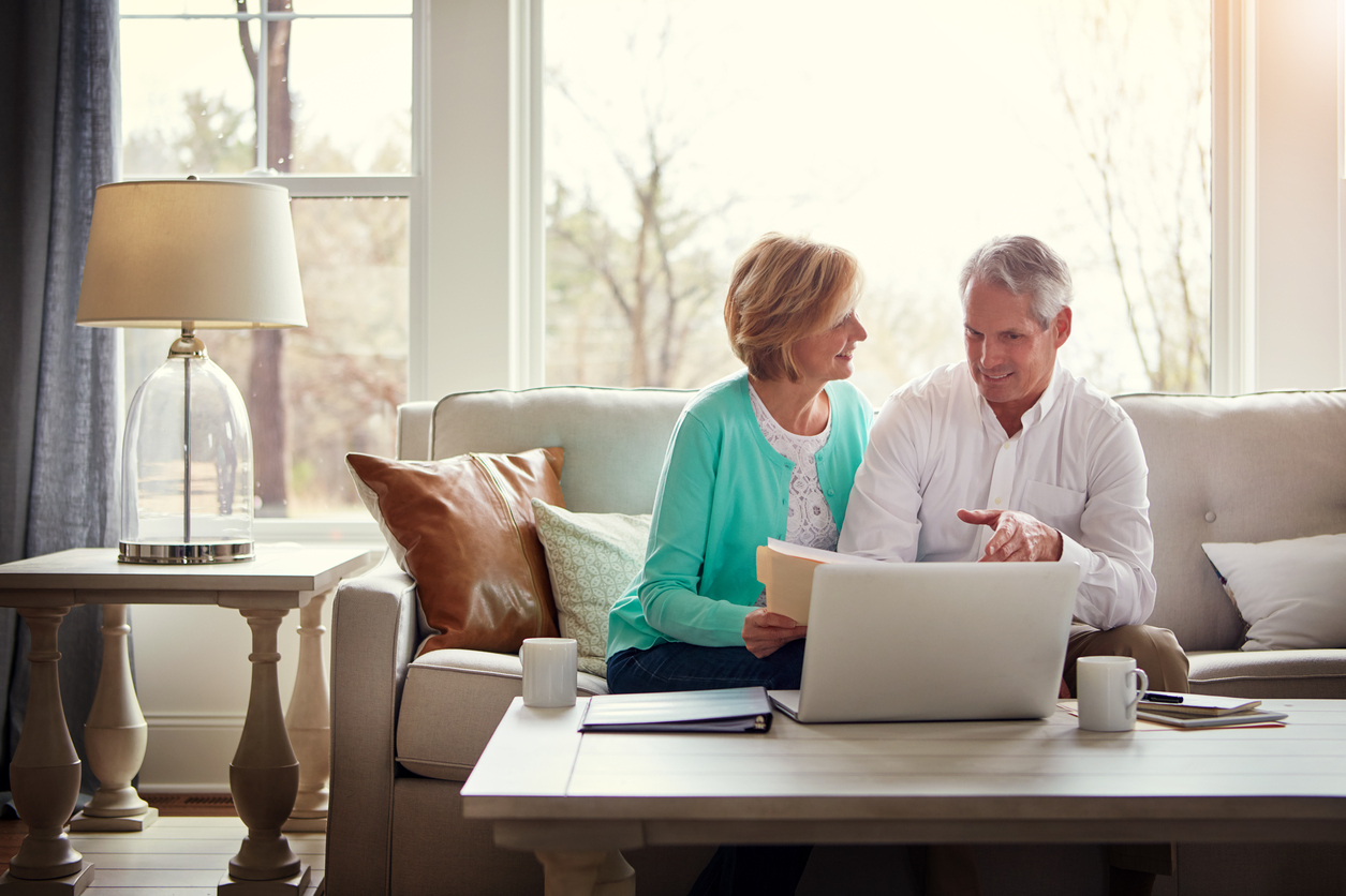 Planning their finances to ensure a comfortable retirement