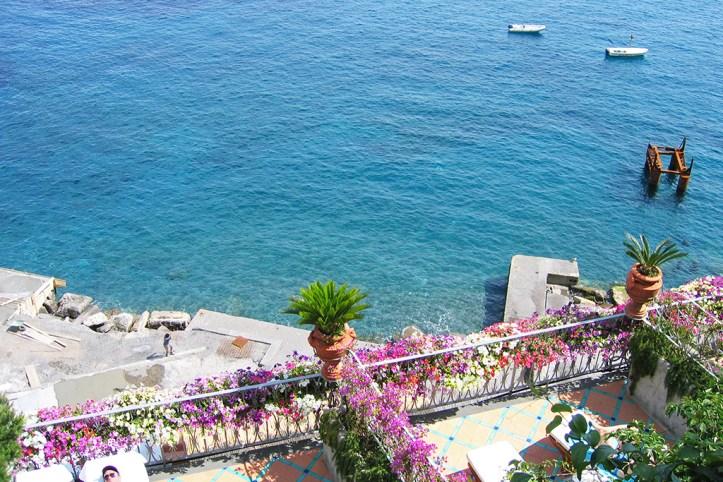 Amalfi Coast Terraces