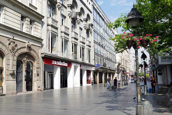 Knez Mihajlova Street, Belgrade