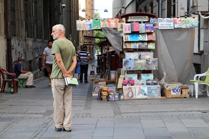 Street of Belgrade