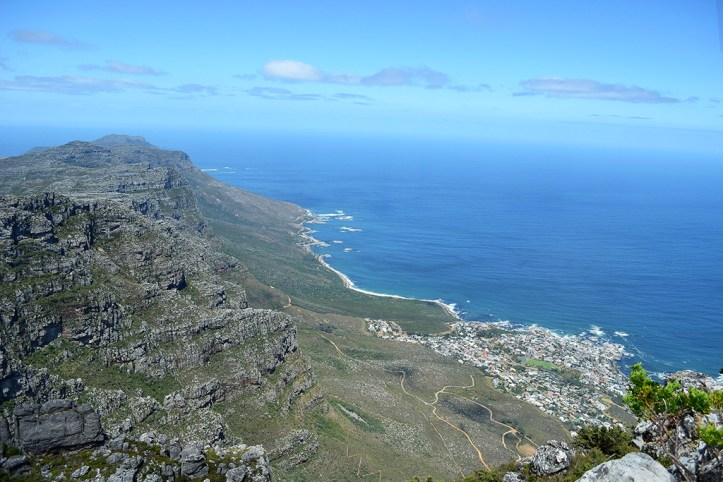 Cape Town Panoramic View