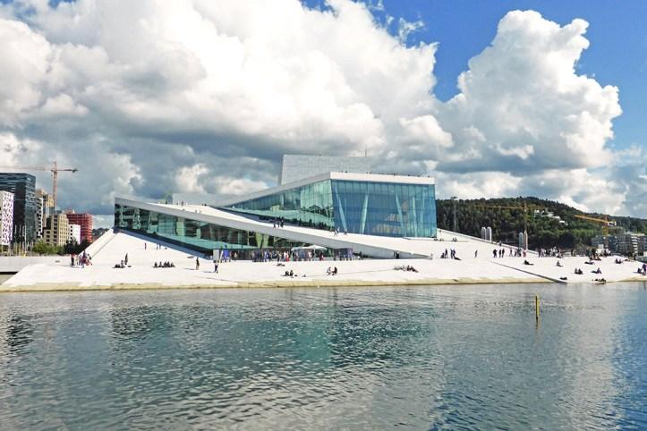 Oslo Opera House Harbour