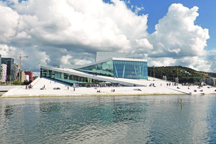 Oslo Opera House Harbour