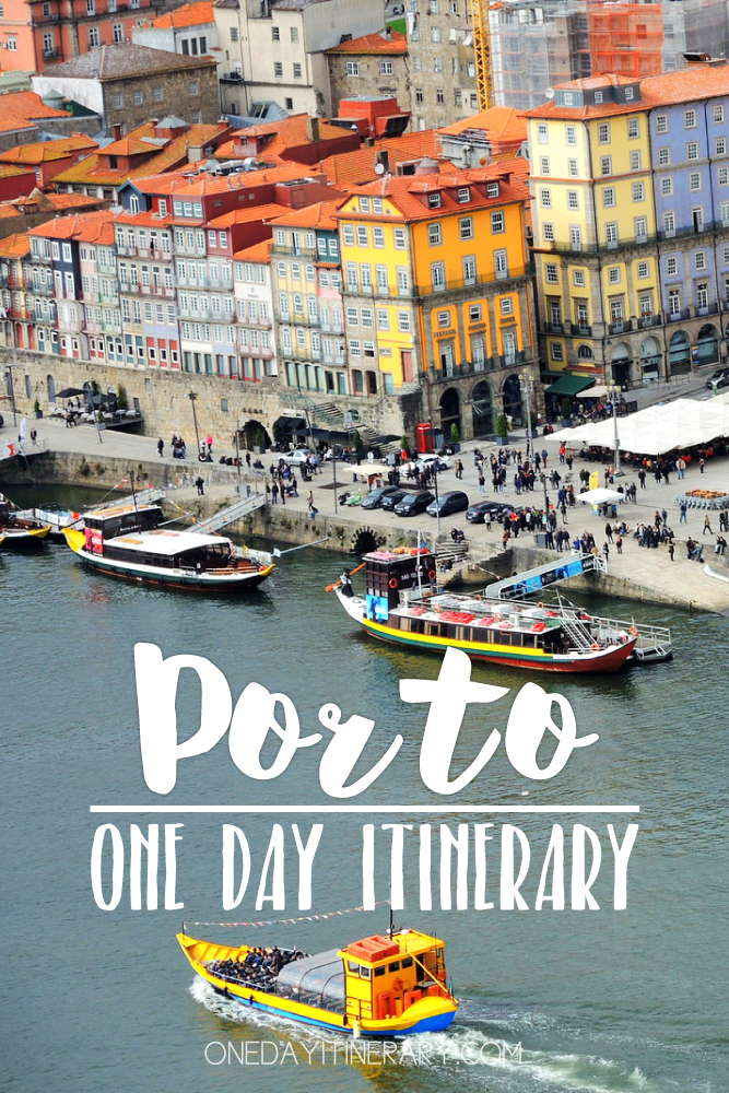 Porto Portugal One day itinerary