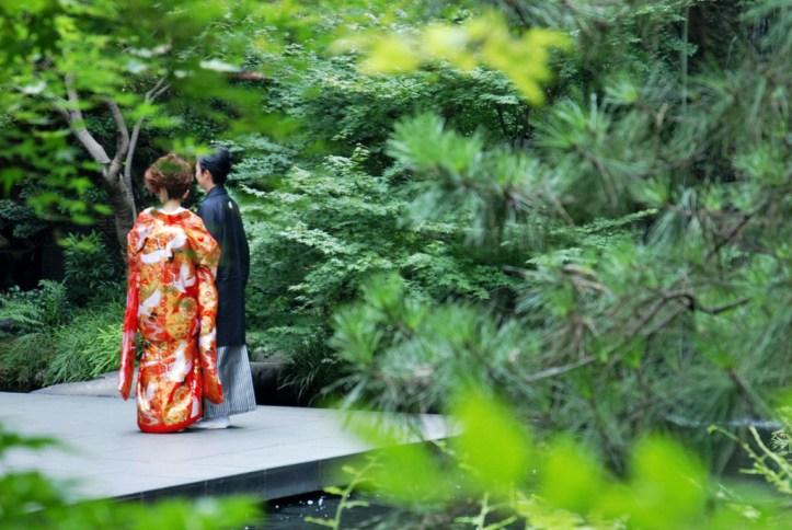 Japanese Wedding Tokyo