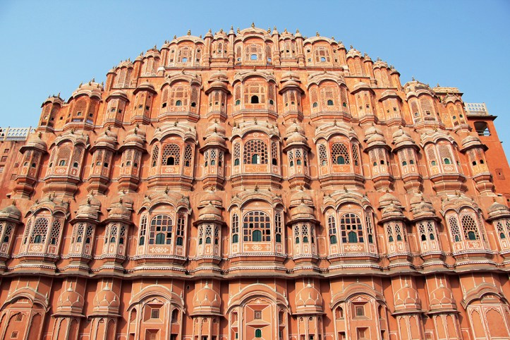 The Palace of the Winds, Jaipur