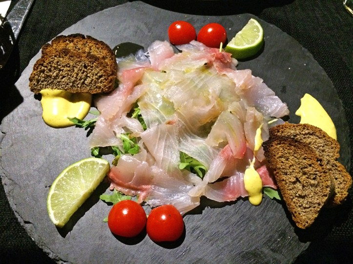 Ahh Riba Restaurant Podgorica