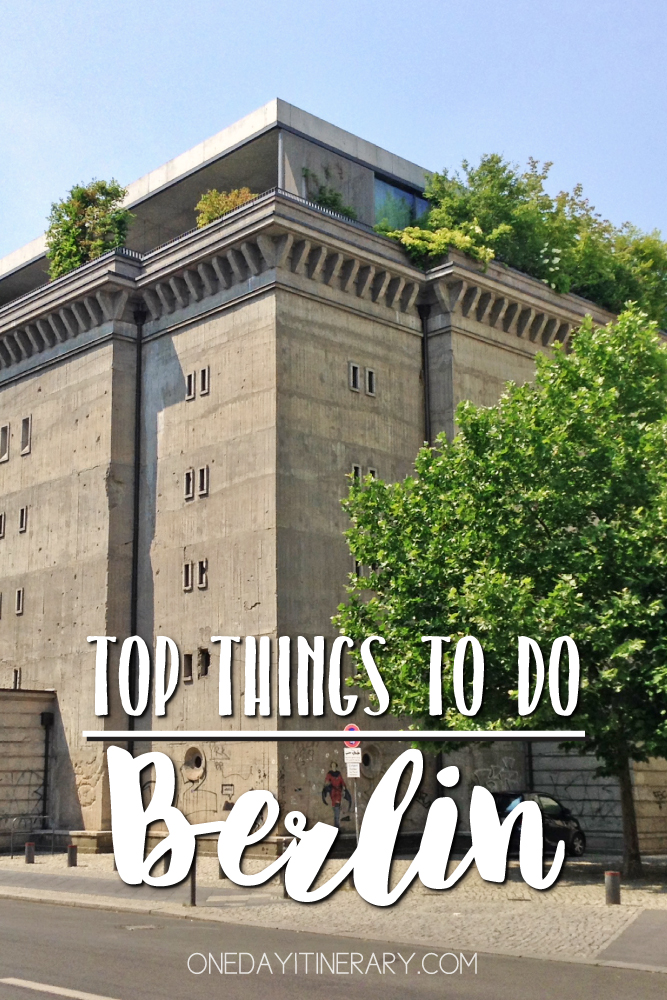 Berlin Germany Top things to do