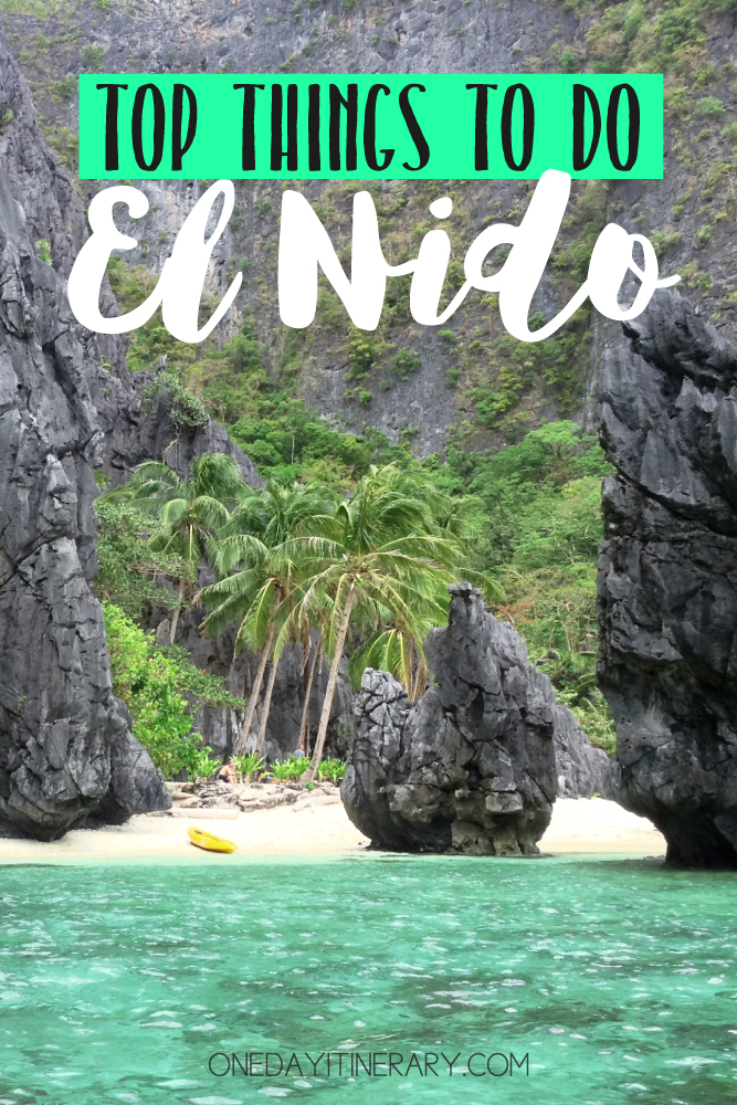 El Nido Philippines Top things to do
