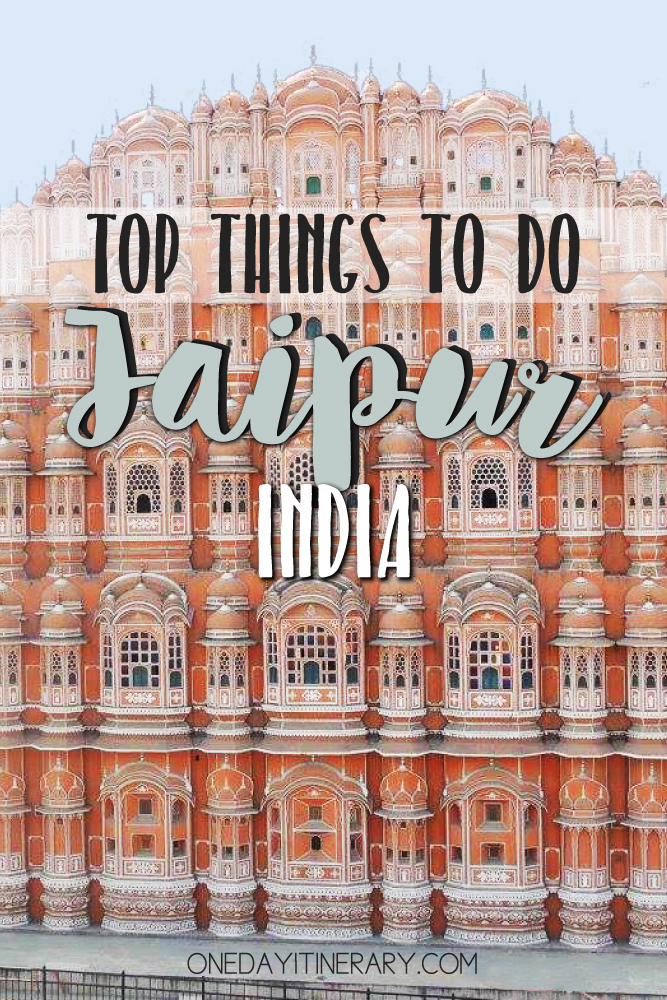 Jaipur India Top things to do