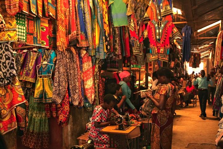 Kimironko Market, Kigali
