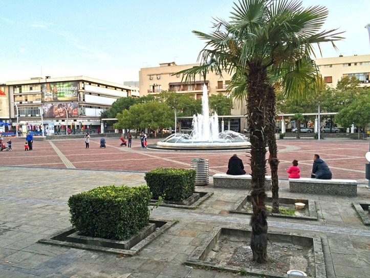Main Square in Podgorica