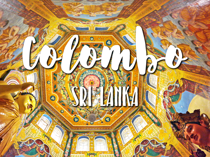 One day in Colombo itinerary – Top things to do in Colombo, Sri Lanka