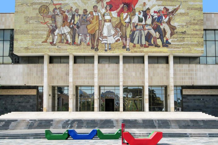The National History Museum, Tirana
