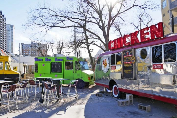 Food Trucks, Austin