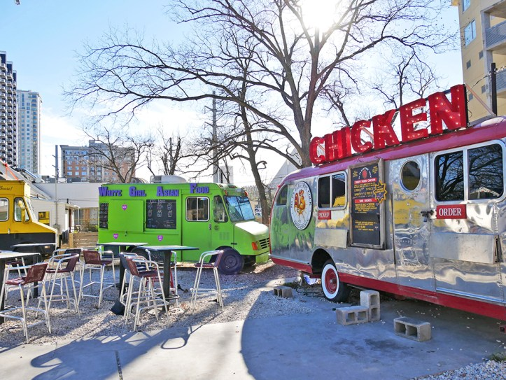 Food Trucks Austin Texas