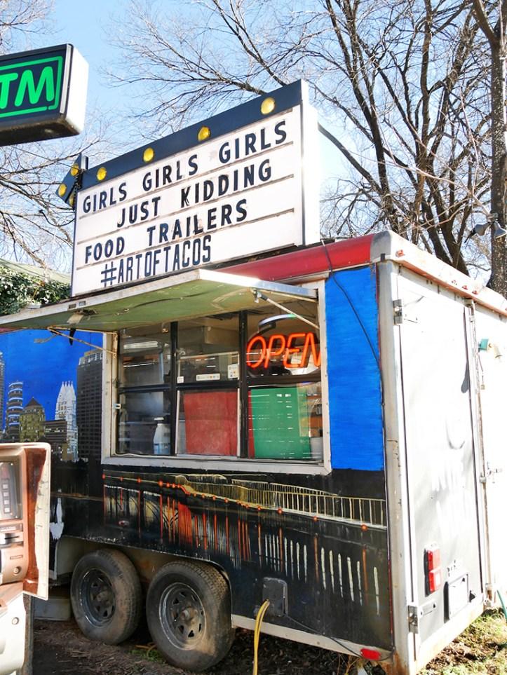 Food Trucks Austin Texas