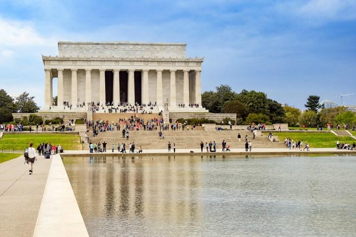 Lincoln Memorial, Washington (2)
