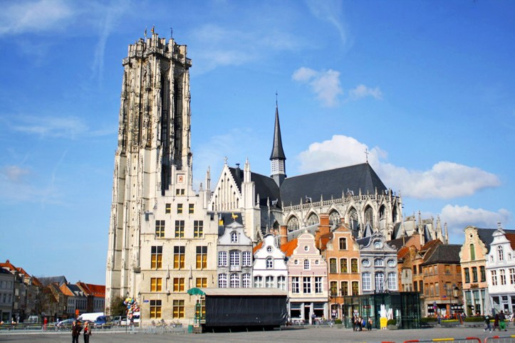 Market Square, Mechelen