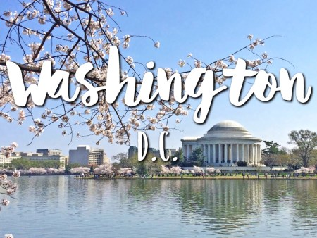 One day in Washington DC Itinerary