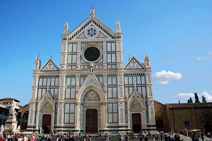 Basilica di Santa Croce, Florence