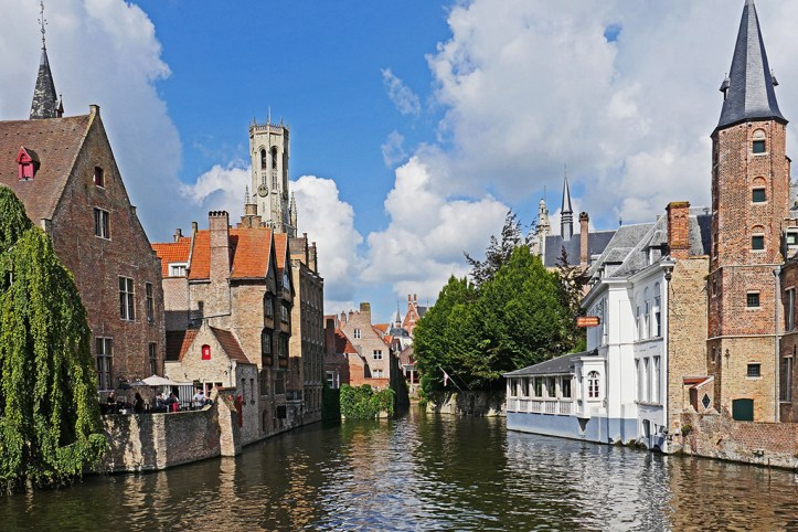 Belfry of Bruges, Bruges