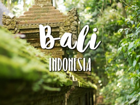 One day in Bali itinerary