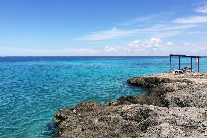 Punta Perdiz, Playa Larga