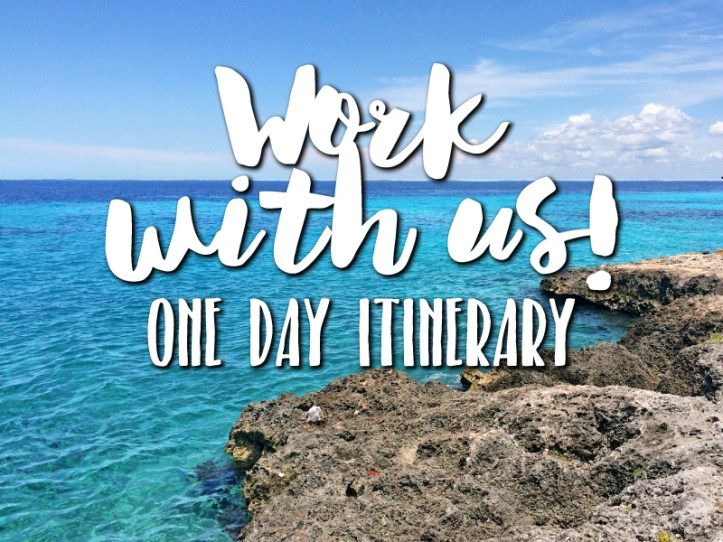 Work with us Travel Blog