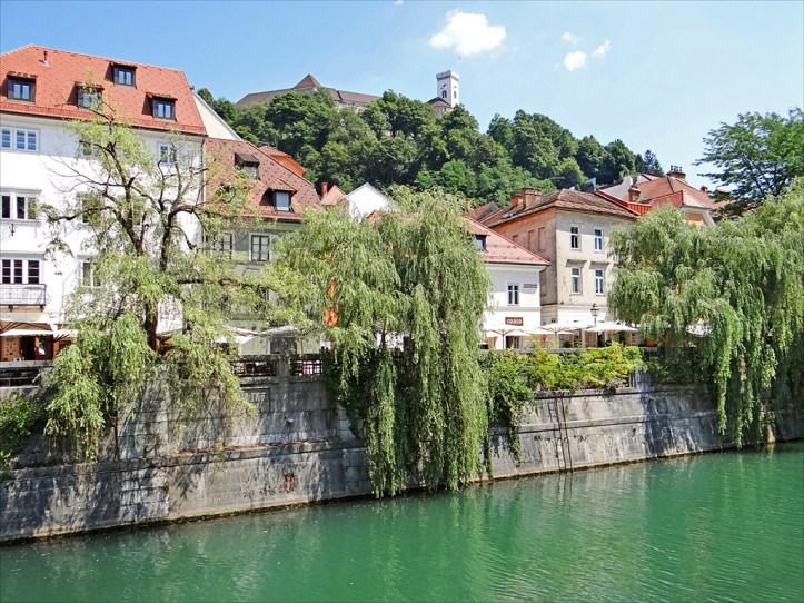 Cankarjevo Nabrezje Ljubljana